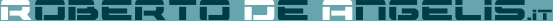 Roberto De Angelis Logo